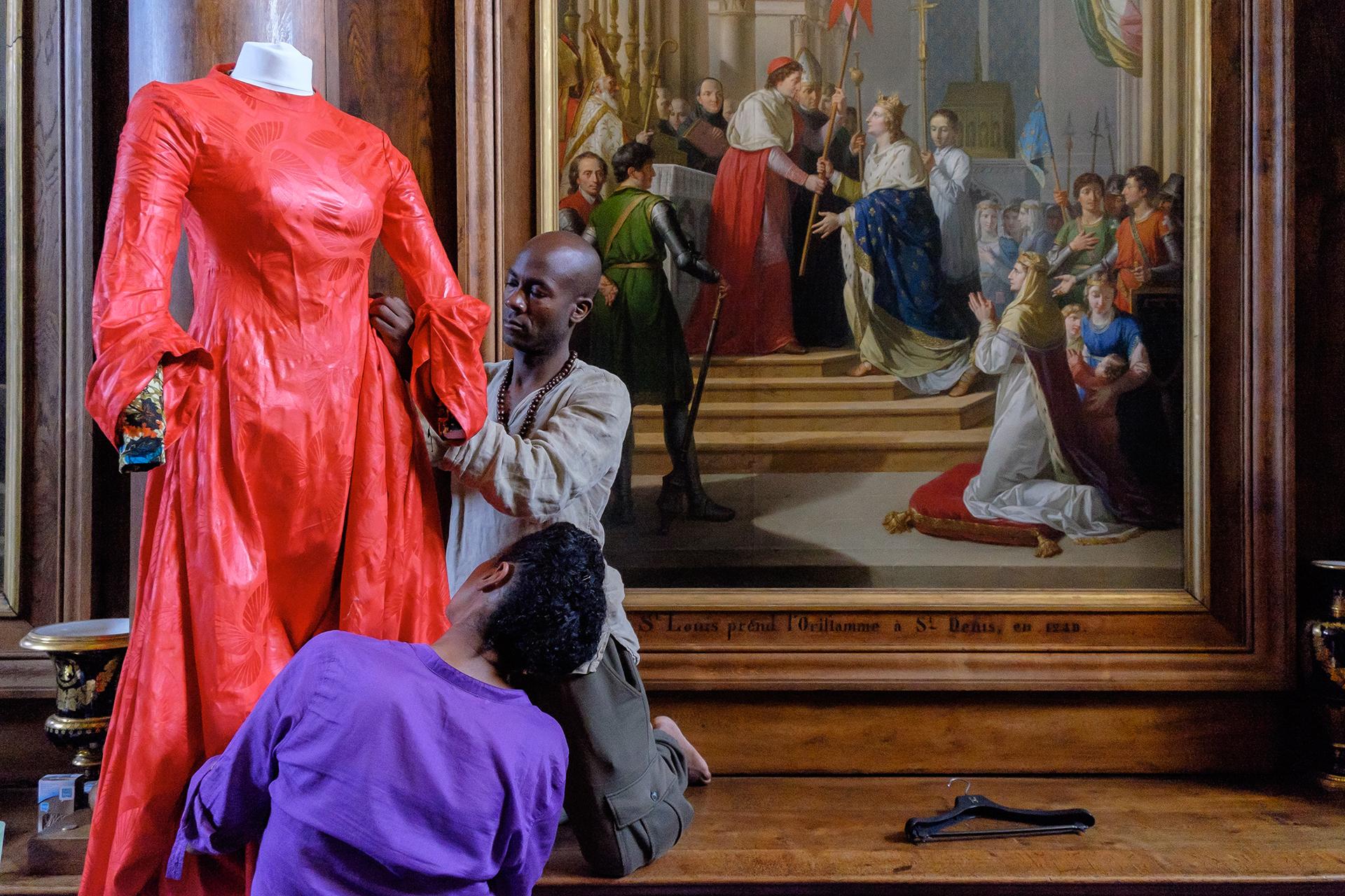 Les Grandes robes royales