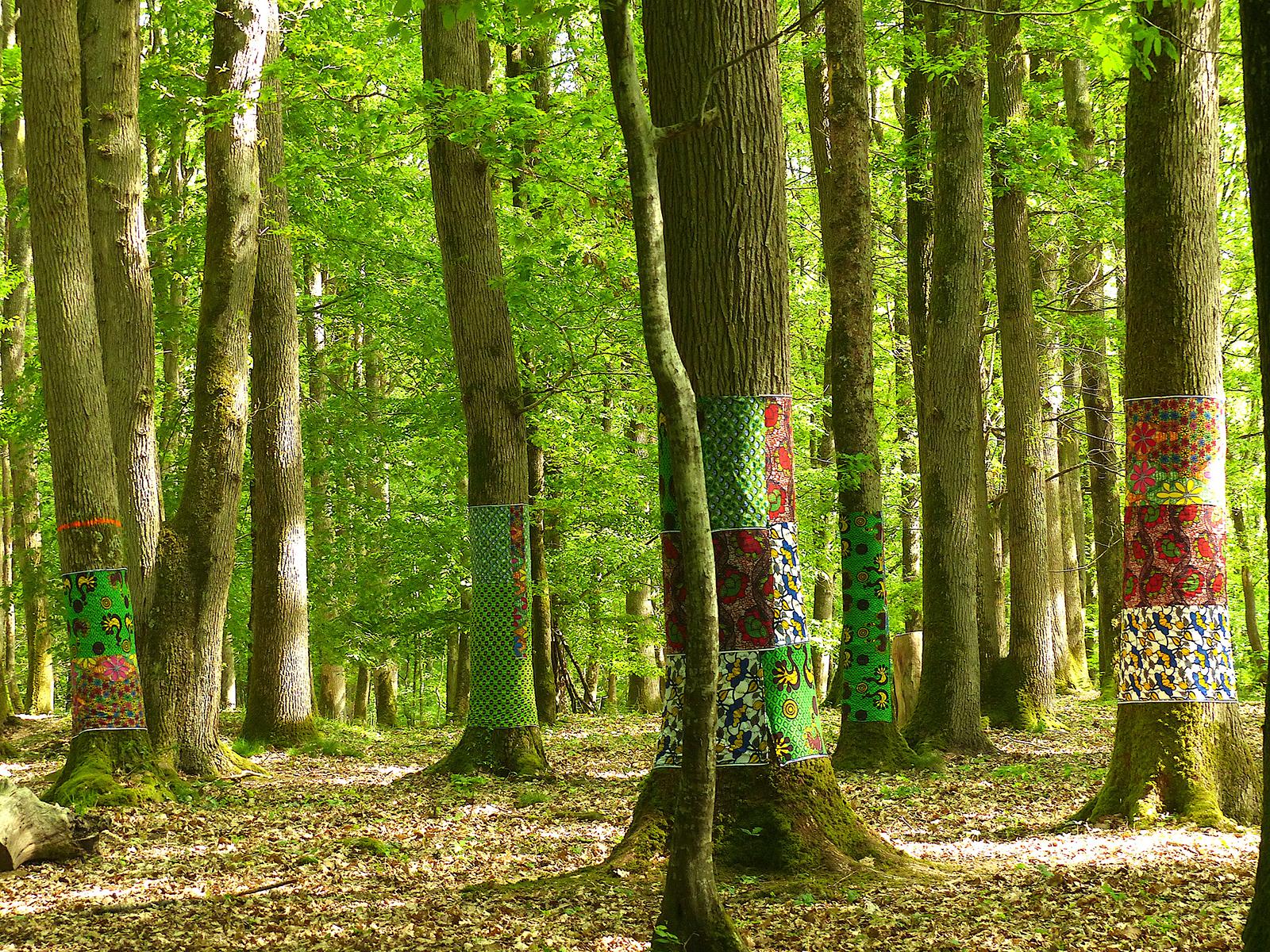 Djins et forêt